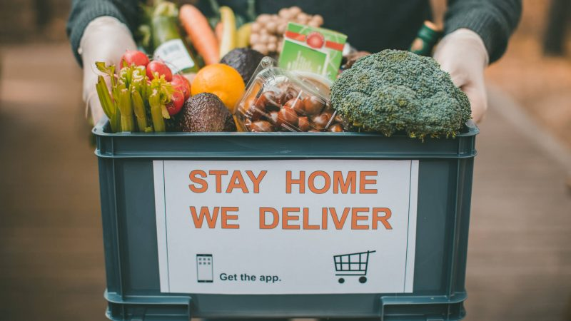 Benefits Of Grocery Home Delivery