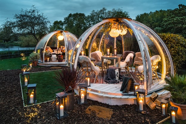 Complete Report On Garden Dining Pod