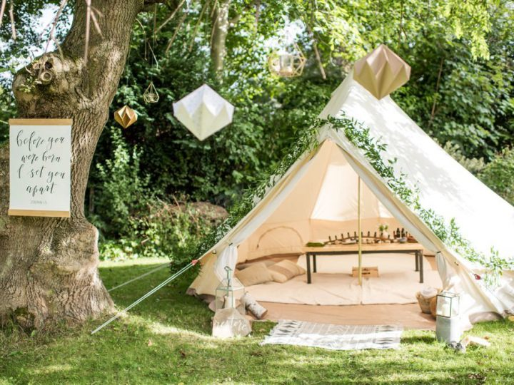 Complete Report On Bell Tents