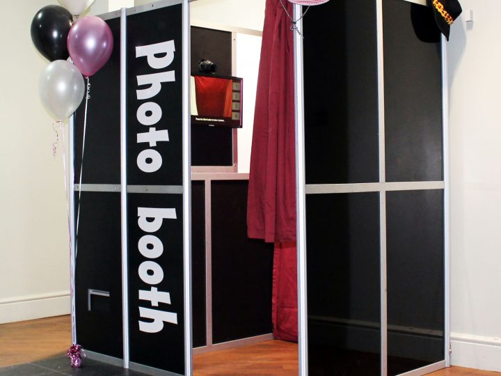 A Few Details About Photo Booth