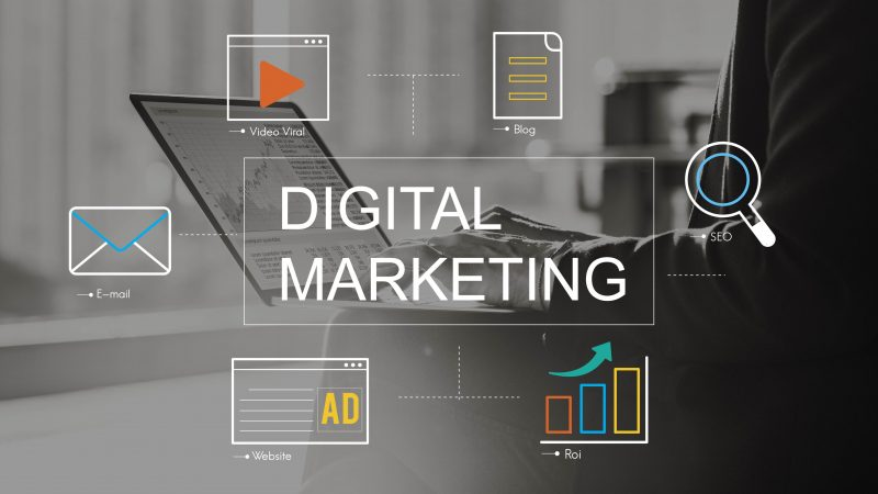 A Few Details About Marketing Agency