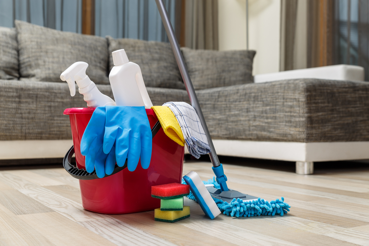 Detailed Study On The Contract Cleaning