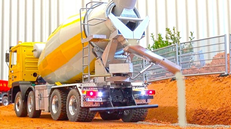 Facts On Concrete Laying Services