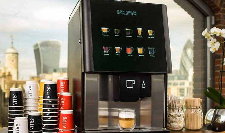 Detailed Report On Vending Coffee Machine