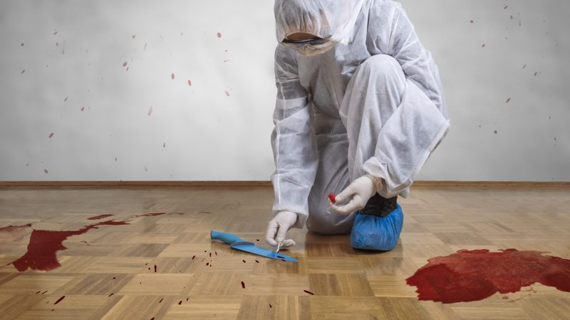 Detailed Study On The Crime Scene Cleanup